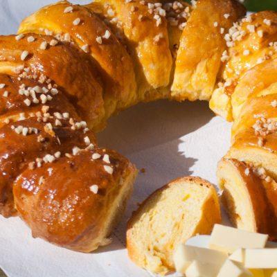 Küchen-Miezen · Back- & Foodblog · Rezept · Thüringer Osterbrot