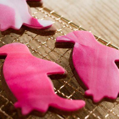 Küchen-Miezen · Back- & Foodblog · Rezept · Schokoladenkekse / Schoko-Pinguine