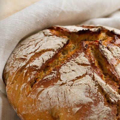Küchen-Miezen · Back- & Foodblog · Süßkartoffel-Brot