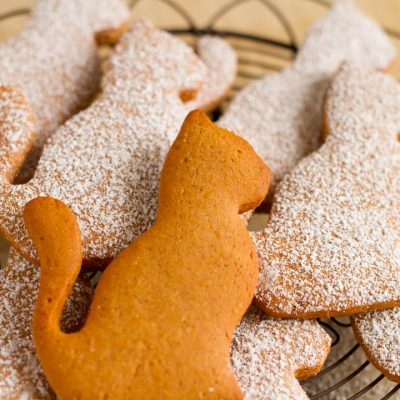 Küchen-Miezen · Back- & Foodblog · Rezept · Orangen Lebkuchen Kekse