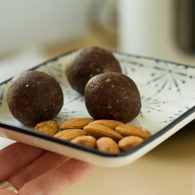 Küchen-Miezen · Back- & Foodblog · Rezept · Energiebälle ohne Zucker