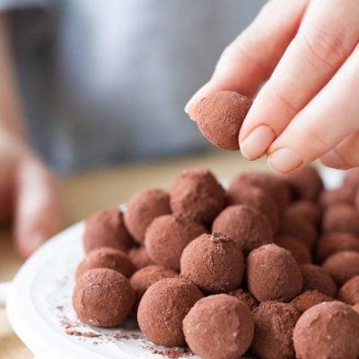 Küchen-Miezen · Back- & Foodblog · Rezept · Marzipankartoffeln selbst machen