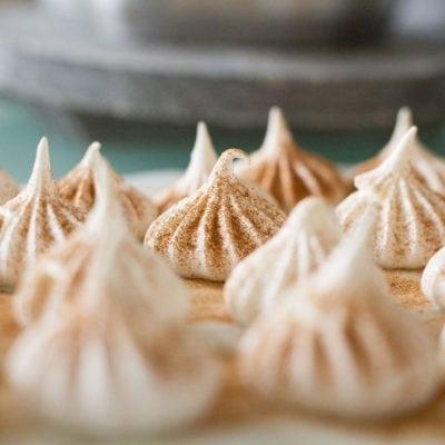 Küchen-Miezen · Back- & Foodblog · Rezept · Zimtbaisers