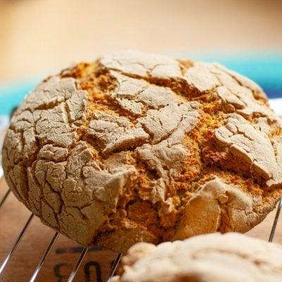 Küchen-Miezen · Back- & Foodblog · Rezept · Broa de Milho · Portugiesisches Maisbrot · Receita portuguesa