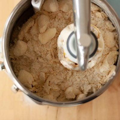 Küchen-Miezen · Back- & Foodblog · Rezept · Zucchini-Möhren-Tarte