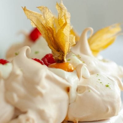 Küchen-Miezen · Back- & Foodblog · Rezept · Pavlova