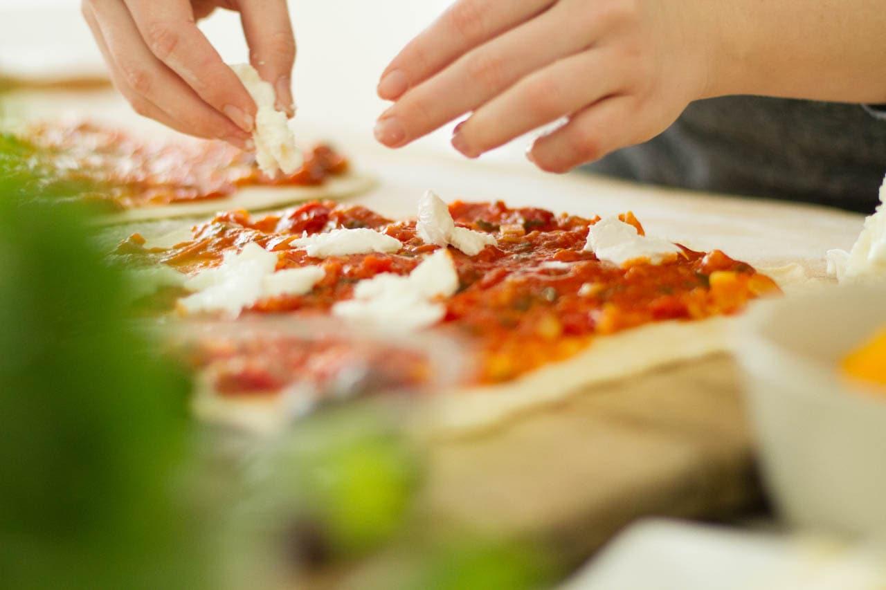 Tomaten-Sugo – Pizzasoße selbst gemacht