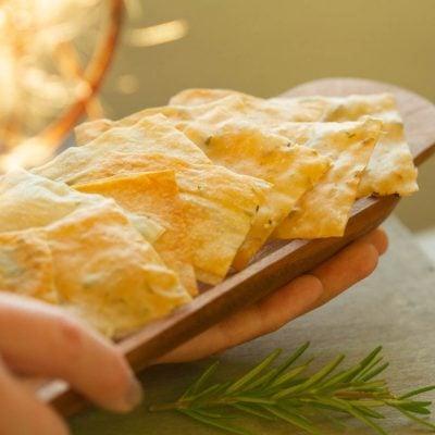 Küchen-Miezen · Back- & Foodblog · Rezept · Sofa-Cracker