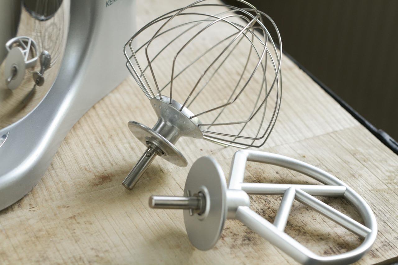 Küchenmaschine justieren leicht gemacht: Teil 01 – Kenwood ...