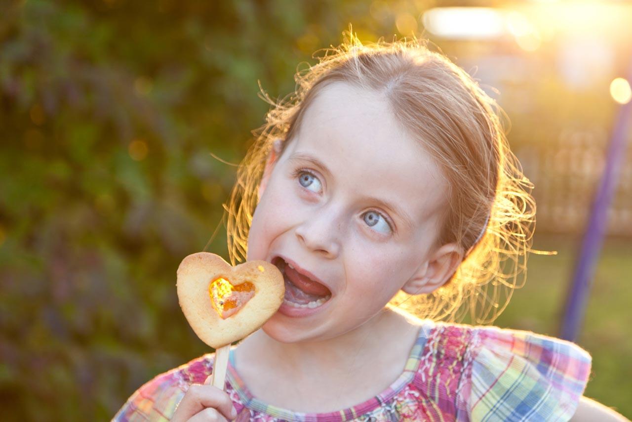 Lolli-Kekse