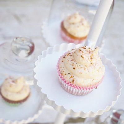 Küchen-Miezen · Back- & Foodblog · Rezept · Mini Quitten-Zimt Cupcakes mit Marzipan