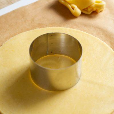 Küchen-Miezen · Back- & Foodblog · Rezept · Runde Kirschen-Tarte · Tarte couronne aux cerises