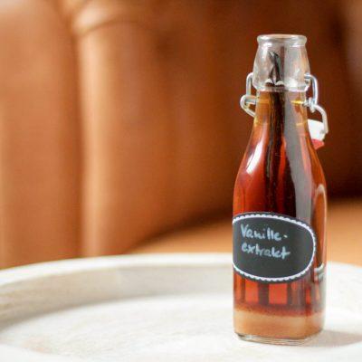 Küchen-Miezen · Back- & Foodblog · Rezept · Vanille-Extrakt selbstgemacht DIY