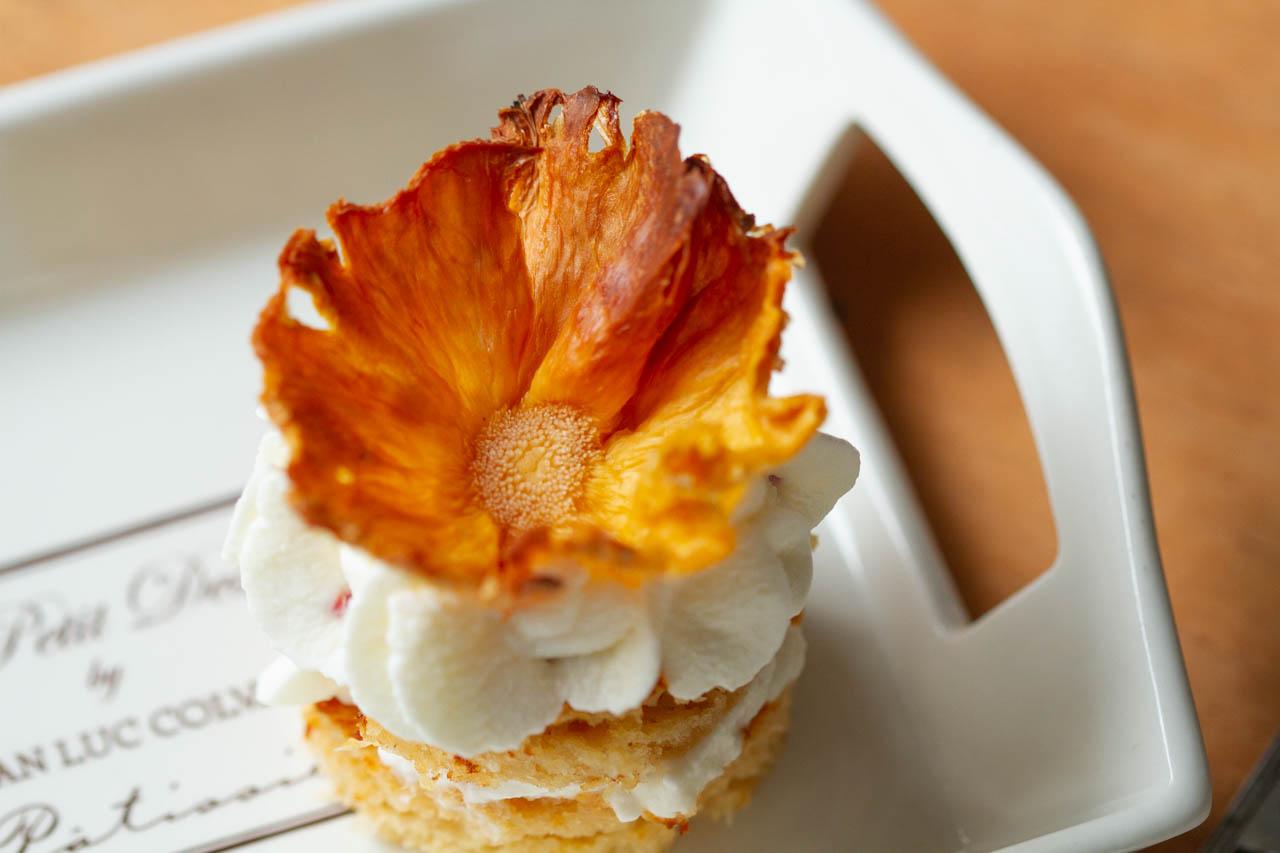 DIY: Getrocknete Ananas-Blumen aus dem Ofen selbstgemacht