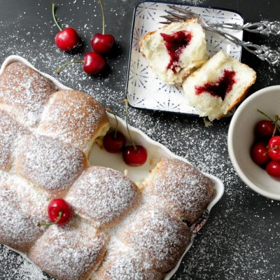 Küchen-Miezen · Back- & Foodblog · Rezept · Buchteln