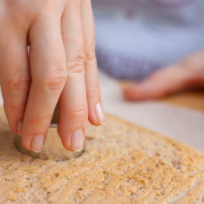 Küchen-Miezen · Back- & Foodblog · Rezept · Walnuss-Biskuit