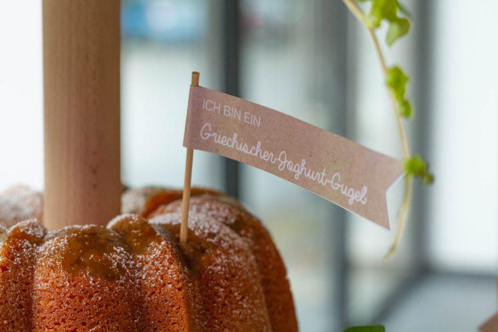 Küchen-Miezen · Back- & Foodblog · Rezept: Griechischer Joghurt Gugelhupf mit Feigen & Walnüsse