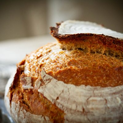Küchen-Miezen · Back- & Foodblog · Rezept: Dinkel-Vollkorn-Brot