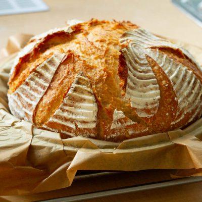 Küchen-Miezen · Back- & Foodblog · Rezept: Buttermilch-Brot