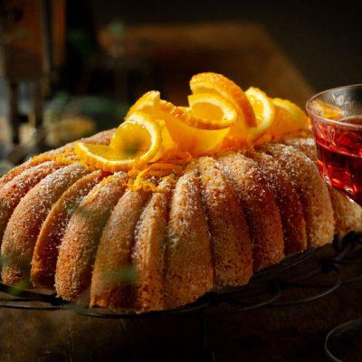 Küchen-Miezen · Back- & Foodblog · Rezept: Madeira Kuchen · Downton Abbey · Mrs. Beryl Patmore-Rezept aus dem Film