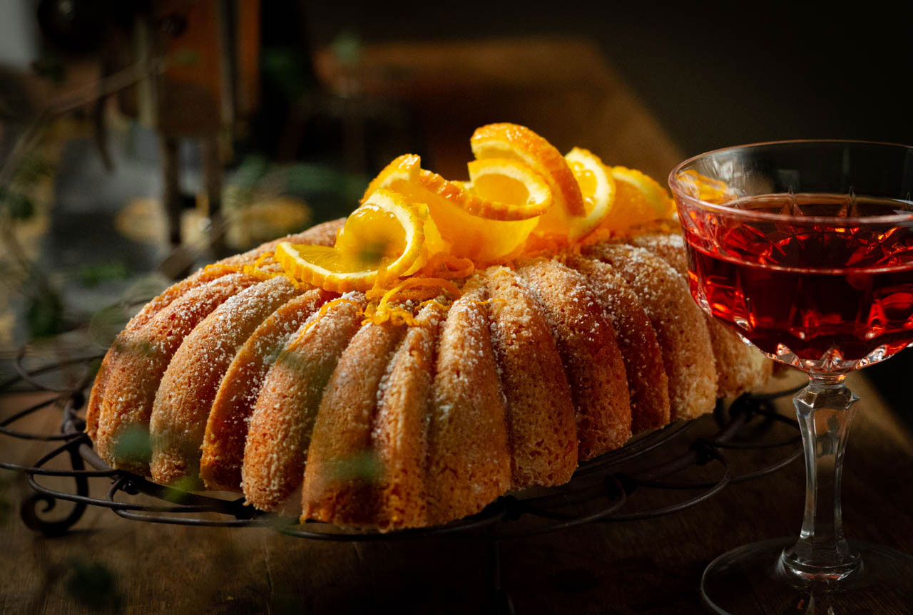 Madeira Kuchen