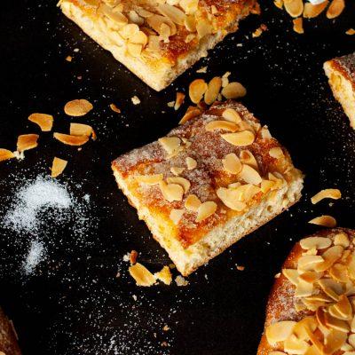 Küchen-Miezen · Back- & Foodblog · Rezept: Zuckerkuchen Thüringer Art · Originalrezept aus Thüringen