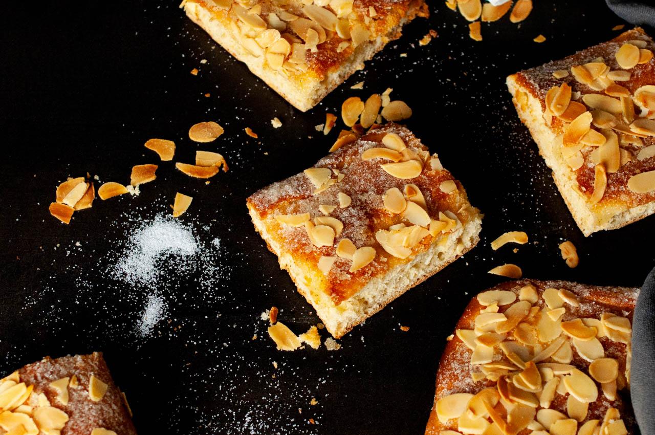 Zuckerkuchen Thüringer Art